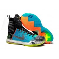 """Top Deals Nike Kobe 10 Elite High SE """"What The"""" Multi-color/Reflective Silver For Sale Online"""