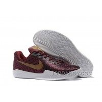 On Sale Authentic Kobe 12 Wine Red Gold Best