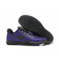 On Sale Real Kobe 12 Purple Black Free Shipping
