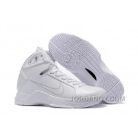 Free Shipping Nike Zoom Kobe 4 (IV) Olympic All White