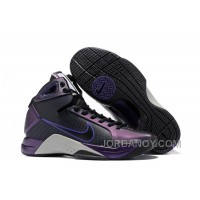 Discount Nike Zoom Kobe 4 (IV) Purple/Black