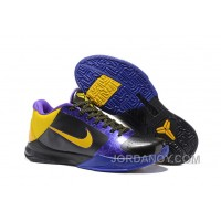 "Nike Zoom Kobe 5 ""Away"" Discount"