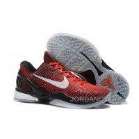 "Nike Zoom Kobe 6 ""All Star"" Challenge Red/White-Black Online"