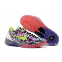 "Discount Nike Kobe 8 Prelude ""Reflection"" Multi-Color/Volt-Chrome For Sale"