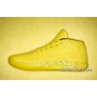 Nike Kobe AD Mid Positive BASKETBALL SHOES YELLOW Top Deals