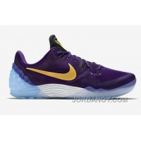 Nike Kobe Venomenon 5 Classic Lakers Purple Gold Colors Online