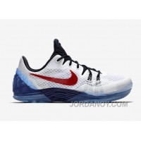 "For Sale Nike Kobe Venomenon 5 ""USA"" White/Team Red-Midnight Navy 2016"