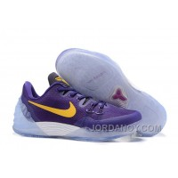 NIKE KOBE VENOMENON 5 Purple White Yellow Online