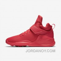 Christmas Deals NIKE KWAZI HIGH ALL RED MENS AND WOMENS 844839-660