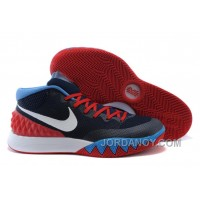 Cheap To Buy Nike Kyrie 1 Red White And Blue
