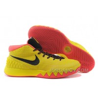 Nike Kyrie 1 Yellow And Black For Sale