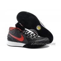 Lastest Nike Kyrie 1 Grade School Shoes White Black