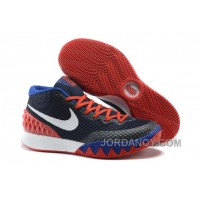 Online Nike Kyrie 1 Women Shoes Black Red