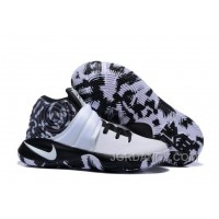 Nike Kyrie 2 Shoes White Black Camouflage Christmas Deals