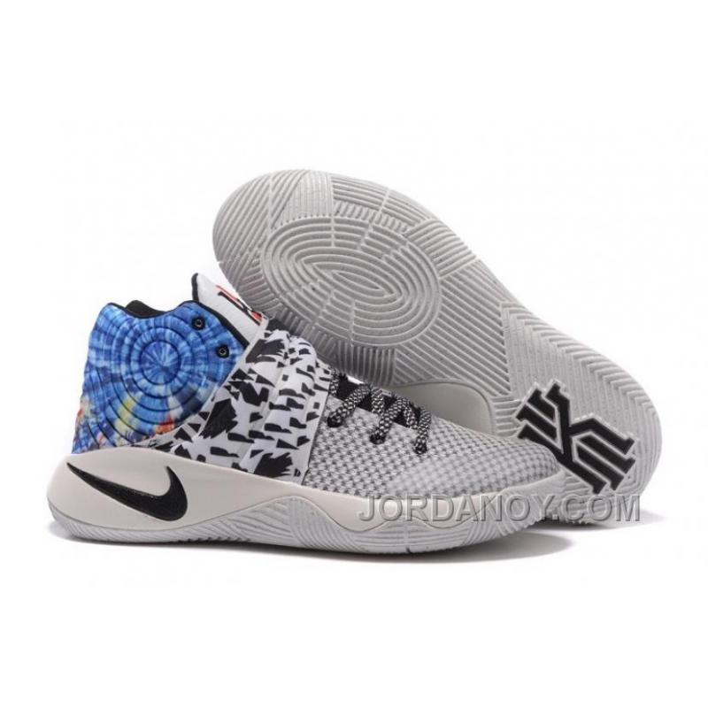 """cee24317f44 Authentic Nike Kyrie 2 """"The Effect"""" Multi-Color Multi-Color"""