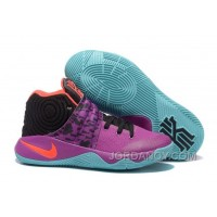 Cheap To Buy Nike Kyrie 2 Grade School Shoes Pink Black