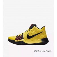 Nike Kyrie 3 Bruce Lee Men Basketball Shoe New Style