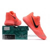 Nike Kyrie 3 Mens BasketBall Shoes All Orange Cheap To Buy RRSnw