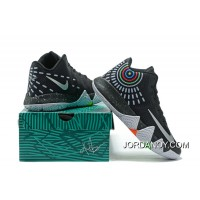 Nike Kyrie 4 Mens Basketball Shoes Black Cheap To Buy