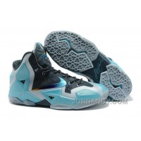 Nike LeBron 11 Armory Slate/Gamma Blue-Light Armory Blue For Sale Discount