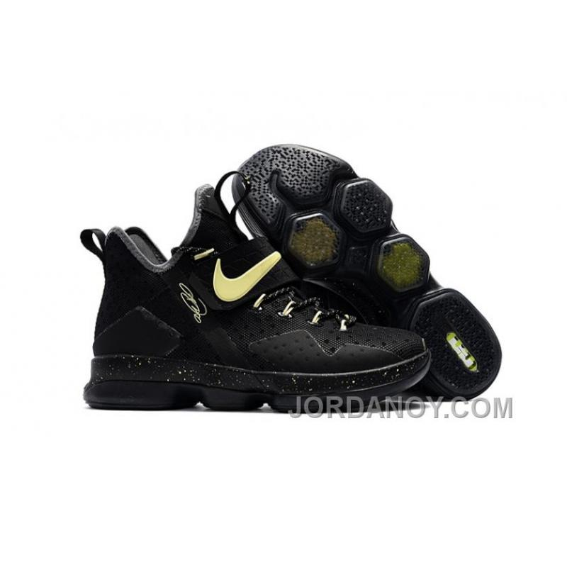 cheaper 69810 b5614 USD  106.25  329.37. Nike LeBron 14 SBR Black ...