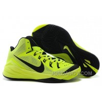 Cheap To Buy Nike Lunar Hyperdunk 2014 Volt/Black For Sale