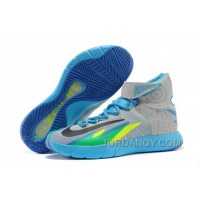Online Nike Zoom Hyperrev KYRIE IRVING Grey/Vivid Blue-Game Royal-Black For Sale