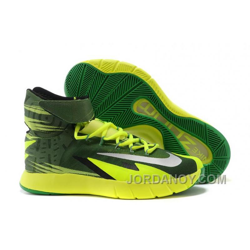 2b7b31062b28 USD  85.37  165.98. Christmas Deals Nike Zoom Hyperrev KYRIE IRVING Black Metallic  Silver Electric Green For Sale ...