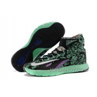 "Cheap To Buy Nike Zoom Hyperrev KYRIE IRVING ""All-Star"" PE Minty Green/Black-Purple"