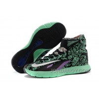 "Nike Zoom Hyperrev KYRIE IRVING ""All-Star"" PE Minty Green/Black-Purple Super Deals"