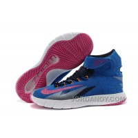 Nike Zoom Hyperrev KYRIE IRVING Photo Blue/Vivid Pink/Midnight Navy For Sale