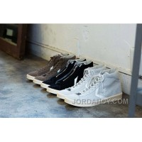 Nonnative X Converse Pro Leather Hi GREY NN-F3051 Vintage Off-White Authentic 22H8Z6d