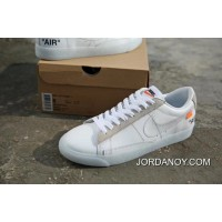 OFF-White X Nike Blazer Mid OW Men Women Shoes Super Deals