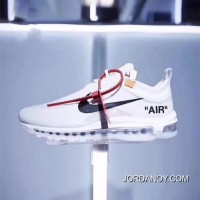 Nike Air Max 97 X OFF-WHITE AJ4585-100 Mens Cheap To Buy