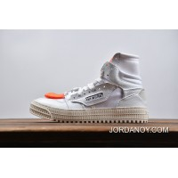 OFF-WHITE C/O VIRGIL ABLOH 18SS Low 3.0 Men WOmen Discount