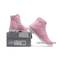 Palladium Women Shoes Pink Lastest