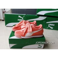 New Release PUMA Roma TK Graphic Womens Pink Butterfly Shoes Basket