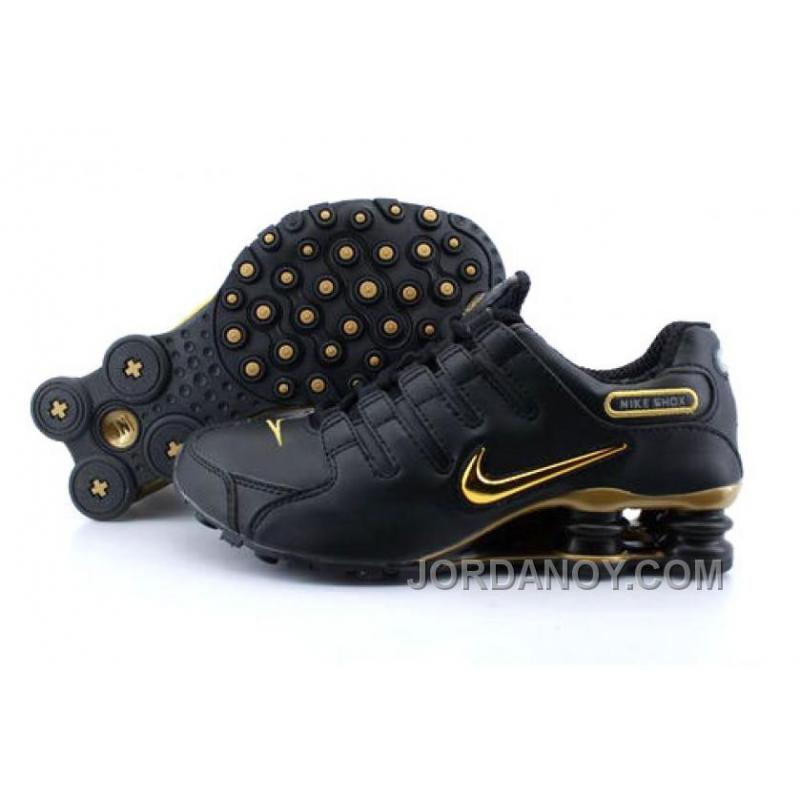 nike shox r6 black gold online. Black Bedroom Furniture Sets. Home Design Ideas