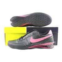 Women's Nike Shox R2 Shoes Black/Pink Discount