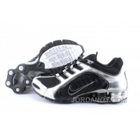 Men's Nike Shox R5 Shoes Metallic Silver/Black Top Deals