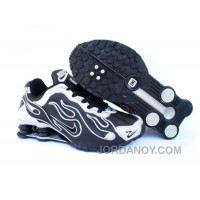 Kid's Nike Shox Torch Shoes Dark Navy/White New Release
