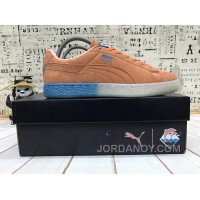Online Puma X Pink Dolphin Suede Capsule Collection Women Men HyYmry