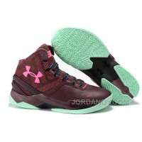 UA Curry Two Bhm (602) / Mojo Pink Authentic