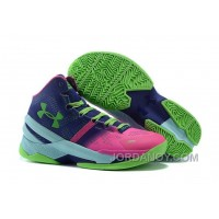 Free Shipping Under Armour Curry 2 Northern Lights Cheap Sale