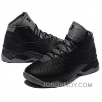 Christmas Deals Under Armour Stephen Curry 2.5 Black Basketball Shoes