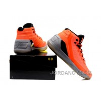 Hot Now Under Armour Stephen Curry 3 Shoes Orange