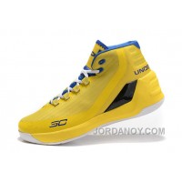For Sale UA Curry 3 Zoom Yellow