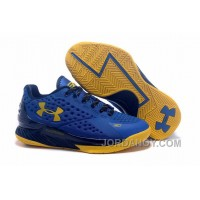 Discount Womens Under Armour Curry One Low Warriors