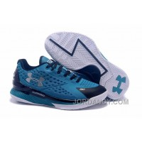 Cheap To Buy Womens Under Armour Curry One Low Panthers