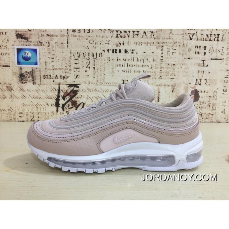 1bc6678c8ddc USD  87.43  279.78. FULL GRAIN LEATHER Nike 97 Bullet Undefeated X Air Max  97 Joint 97 Bullet Snakeskin Pink ...